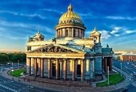 Goldenes Sankt-Peterburg